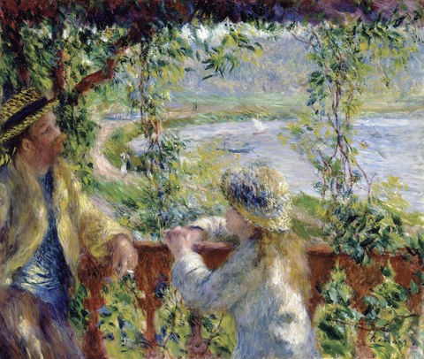 £8900 Renoir- Luncheon of the Boating Party