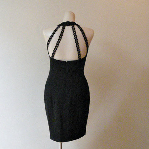 Nicole Miller Black Dress - cheap little black dresses