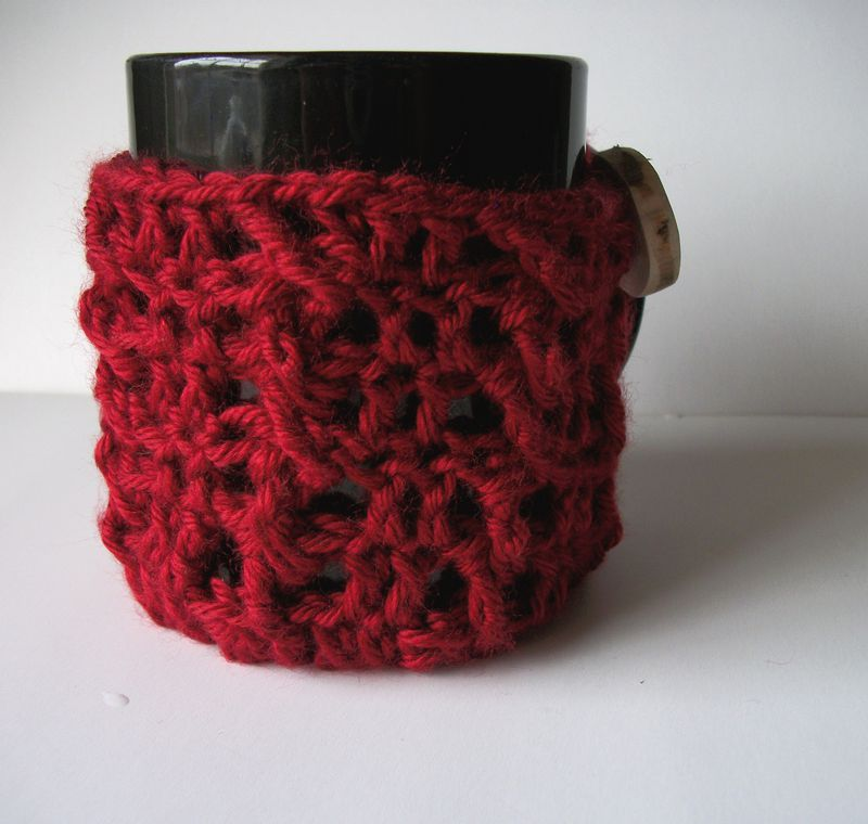 Cup Cozy Crochet Pattern: Diana Bentley: Amazon.com: Kindle Store