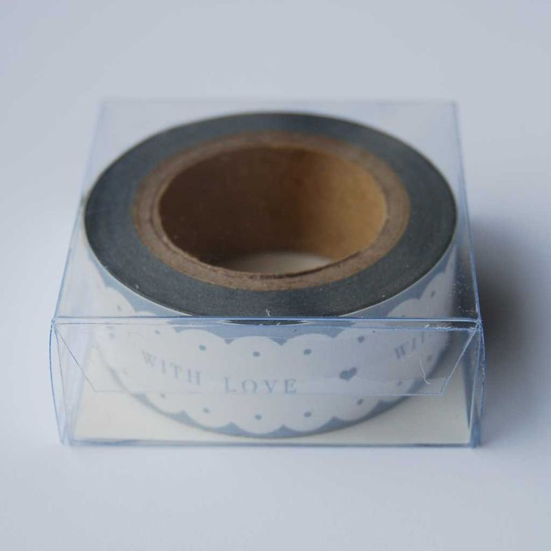 WITH LOVE paper tape by East Of India - product images